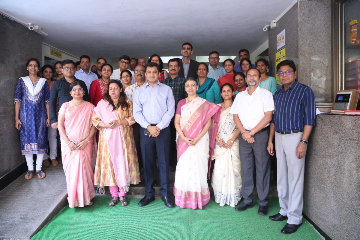 Dr Sanjay Mukherjee, Secretary, Medical Education and Drugs Department,  Government of Maharashtra, inaugurated the WHO sponsored workshop on Implementation Research and Research Ethics on Adolescent Sexual and Reproductive Health on December 2, 2019.