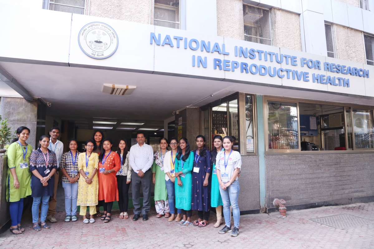 "Training Program for Project staff  from study sites at  North East, East, North, Central, West and South Zones under Wellcome DBT India Alliance Funded Research Project ""Clinical Phenotypes and Genetic Regulation of Endometriosis in Indian Women"" December 12-14 2019"